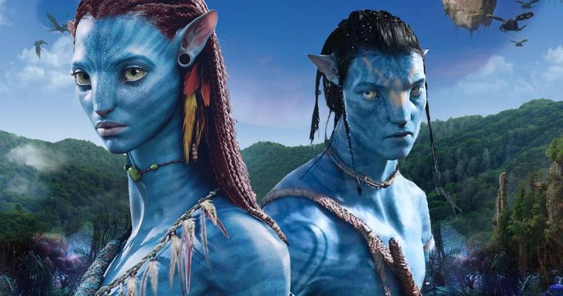 Avatar 2 - dzieci Na'vi i konie na nowych zdjęciach z planu filmu