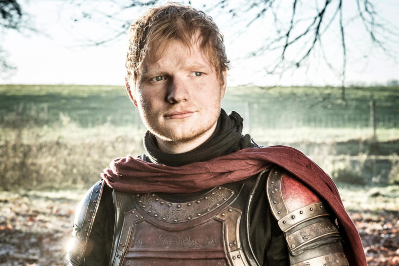 Ed Sheeran w Star Wars 9 - kogo zagrał? Zobacz zdjęcia jego dwóch ról
