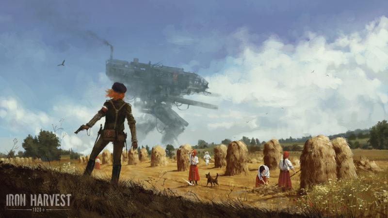 Iron Harvest - recenzja gry