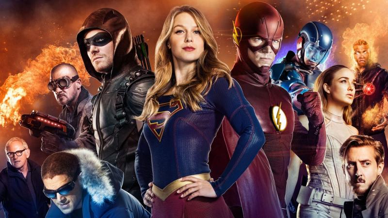 Crossover Arrowverse – oficjalny opis odcinków Supergirl i Arrow