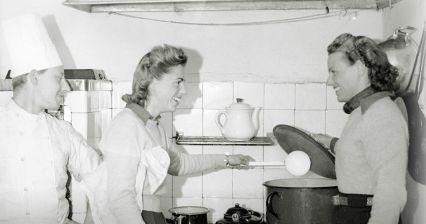 Dwudziestolecie od kuchni – recenzja książki