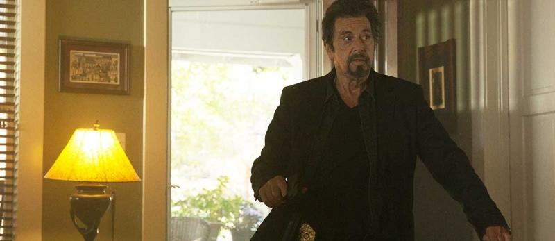 Al Pacino ściga seryjnego zabójcę. Zwiastun thrillera Hangman