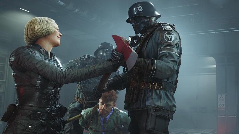 Trup ściele się gęsto w premierowym zwiastunie Wolfenstein II: The New Colossus