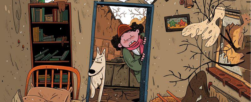 Bajka na końcu świata #2: Opuszczony dom – recenzja komiksu
