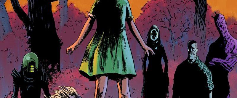 Czarny Młot #01: Tajna geneza – recenzja komiksu