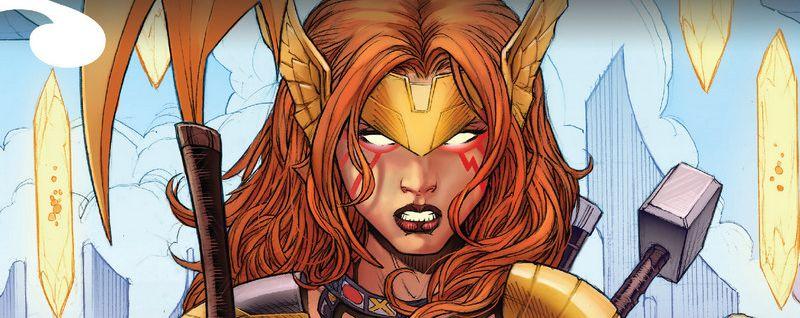 Grzech pierworodny #02. Thor i Loki – Dziesiąty świat: Tajemnice Odyna – recenzja komiksu