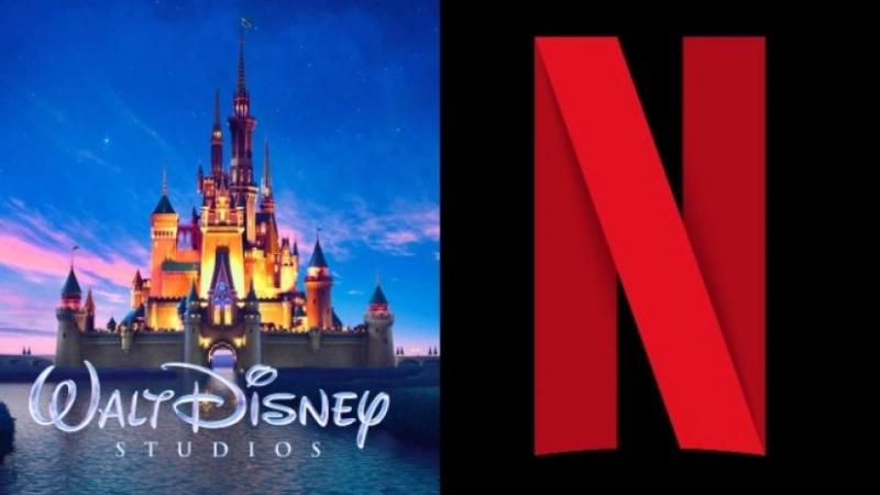 Disney banuje reklamy Netflixa. Spoty bez emisji na antenie stacji telewizyjnych