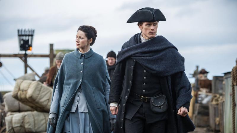 Outlander - ruszyły zdjęcia do 5. sezonu