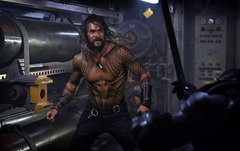 """Aquaman – więcej humoru i """"kolorowej"""" akcji niż w innych filmach DCEU"""