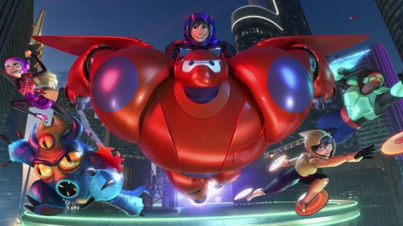 Wielka Szóstka - postacie z animacji pojawią się w MCU? Marvel Studios odpowiada na plotkę
