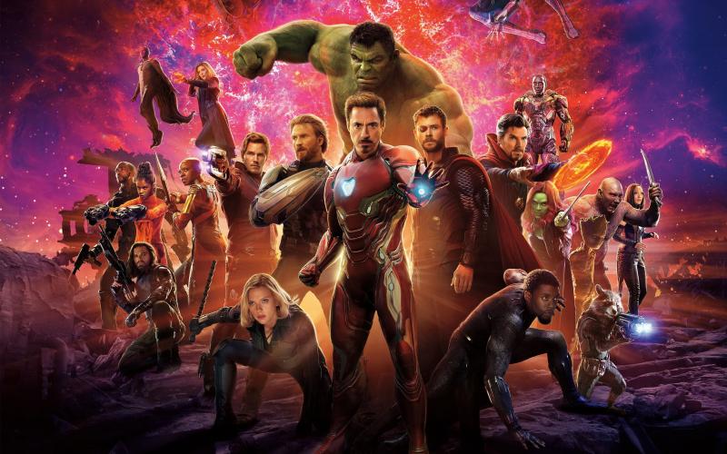 Avengers: Wojna bez granic – recenzja filmu