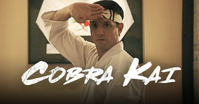 Cobra Kai - data premiery pierwszych sezonów w Netflixie