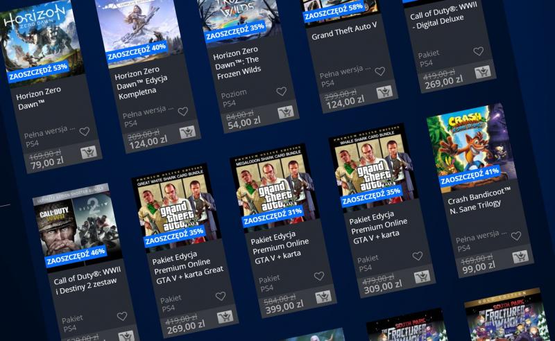 Weekendowa promocja w PlayStation Store