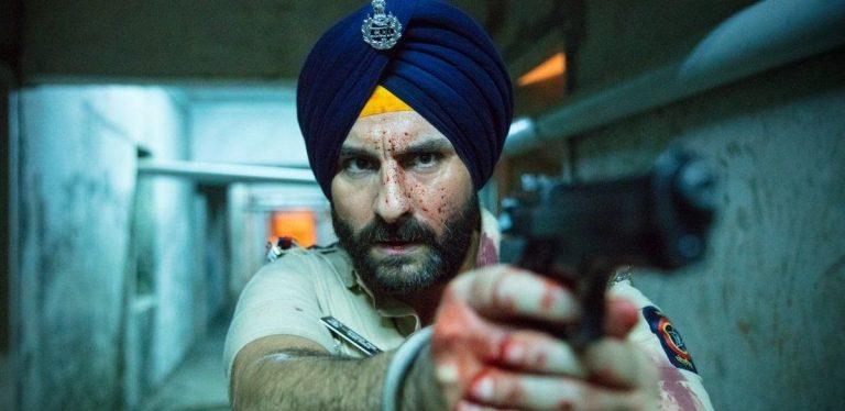 Netflix stanie przed sądem w Indiach? Powodem serial Sacred Games