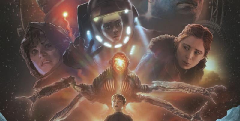 Będzie komiks Zagubieni w kosmosie. Obejrzyjcie plansze