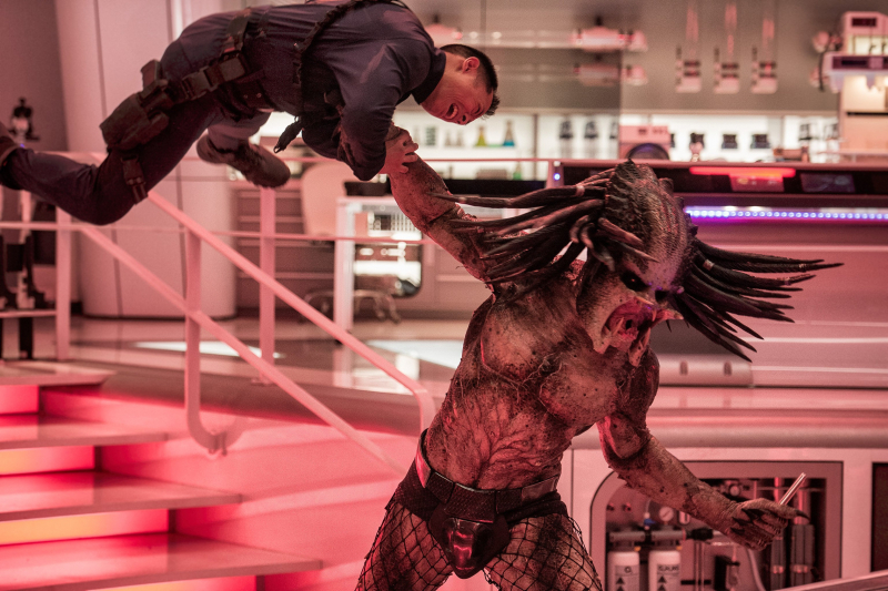 Predator – w filmie zagrał przestępca seksualny. Studio Fox usuwa scenę