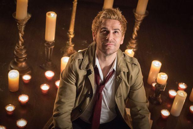 Arrow - bohaterowie spotkają Constantine'a w finałowym sezonie serialu