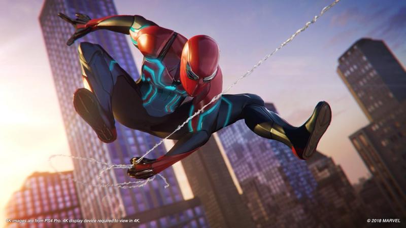 [SDCC 2018] Silver Sable na tropie Spider-Mana. Zobacz nowy zwiastun gry