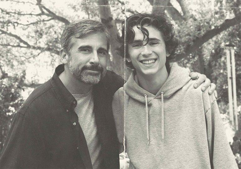 Timothee Chalamet i Steve Carell w dramacie Beautiful Boy. Zobacz zdjęcie