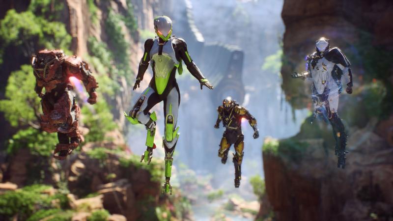 EA wierzy, że Anthem można jeszcze uratować