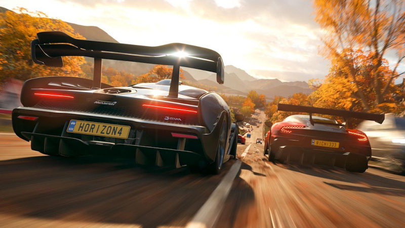 Forza Horizon 4 to najlepszy tytuł Microsoftu. Przegląd ocen