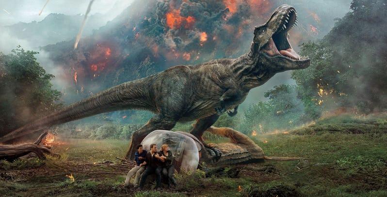 Jurassic World - Netflix stworzy serial animowany. O czym fabuła?