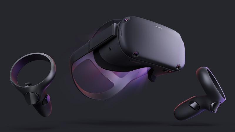 Facebook pracuje nad mniejszą i lżejszą wersją gogli Oculus Quest VR