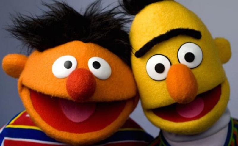 Czy Bert i Ernie to para? Scenarzysta potwierdza, studio ma inne zdanie