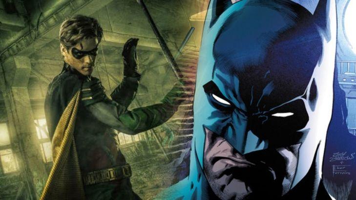 Titans – wiemy już, czy Batman jest w serialu. Pojawi się Deathstroke