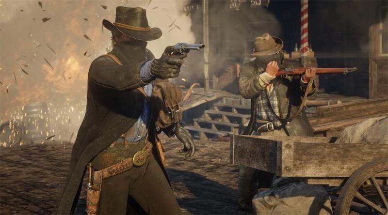 Plotki potwierdzone. Red Dead Redemption 2 na dwóch płytach