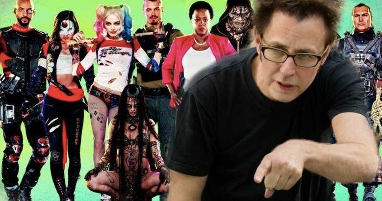"""James Gunn oficjalnie w DCEU. Legion samobójców 2 to """"świeże podejście"""""""