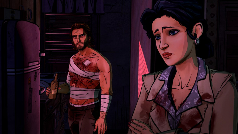 The Wolf Among Us 2 - premiera na PlayStation 5 i Xbox Series X?