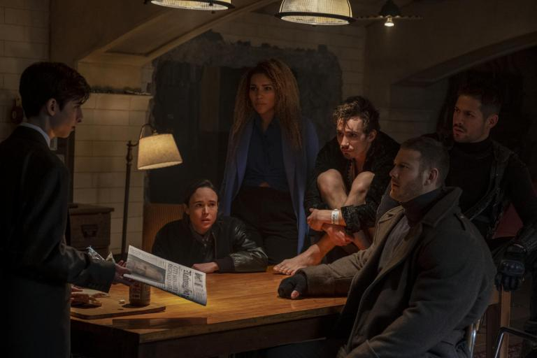 Netflix ujawnił wyniki oglądalności The Umbrella Academy i innych produkcji