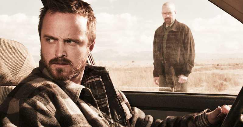 El Camino - Netflix wykorzystał finałowy odcinek Breaking Bad do promocji filmu