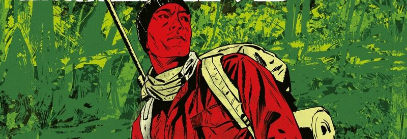 Briggs Land #02: Samotna walka – recenzja komiksu