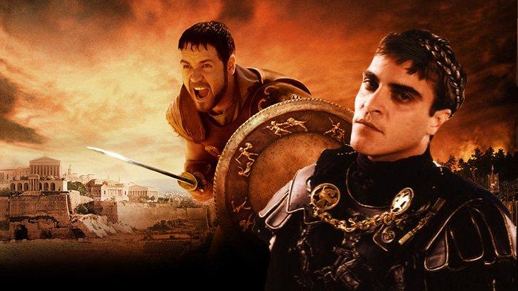 Gladiator - QUIZ dla znawców filmu i miłośników cytatów