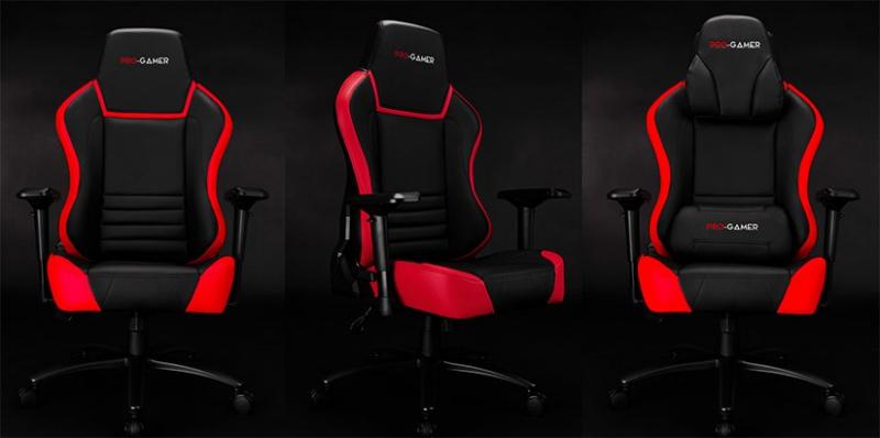 Pro-Gamer Gorgon – test fotela gamingowego