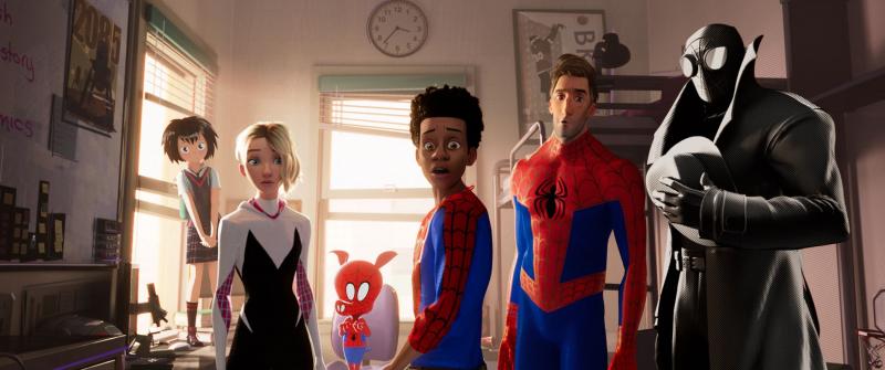 Spider-Man: Uniwersum 2 - w filmie pojawi się japoński Spider-Man