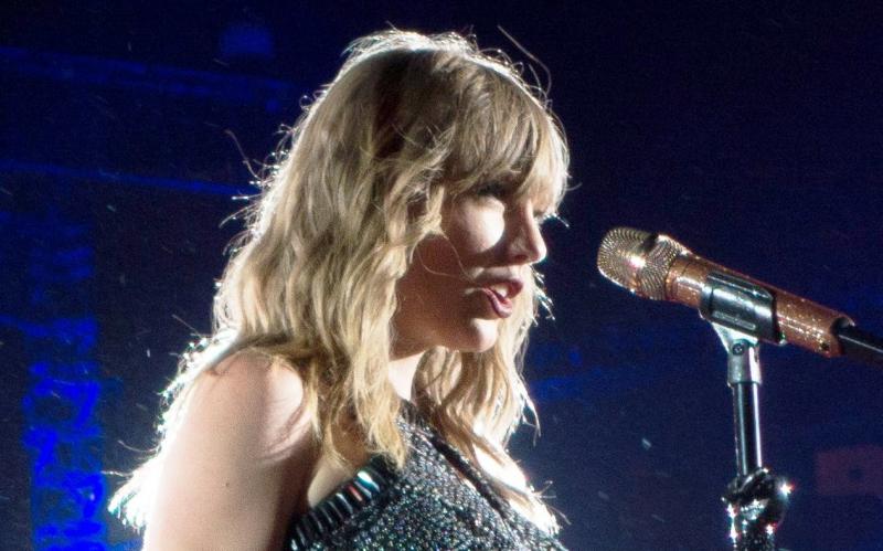 Taylor Swift rozpoznaje stalkerów dzięki technologii biometrycznej