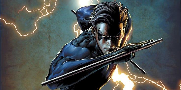 Titans - Brenton Thwaites w stroju Nightwinga w nowym wideo zza kulis serialu