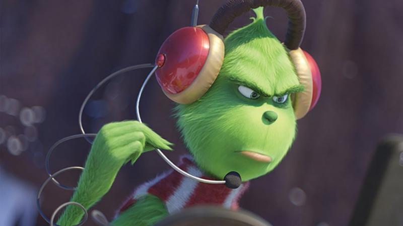 Grinch najlepiej zarabiającym filmem świątecznym. Kevin zdetronizowany