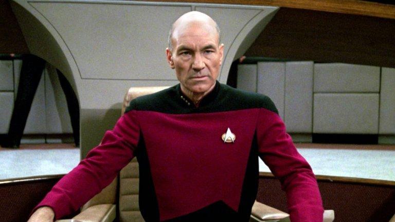 Star Trek - serial o Picardzie nie będzie w Netflixie. Gdzie premiera online?
