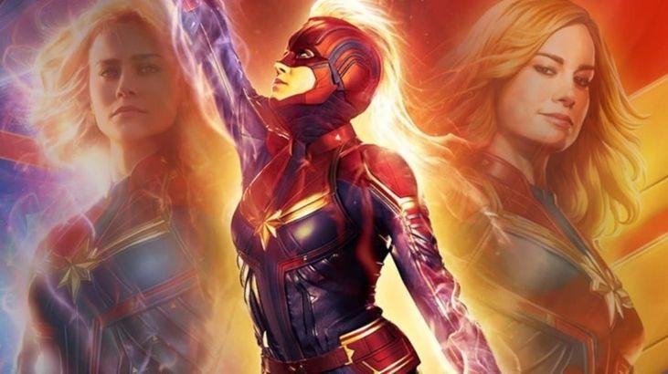 Kapitan Marvel – trolle atakują film na Rotten Tomatoes