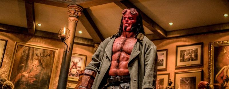 Hellboy – nowe zdjęcia z filmu. Jest Gruagach