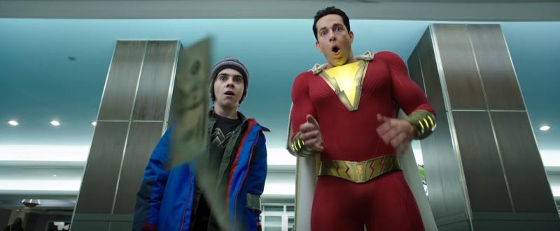 Shazam! to film DC inny niż wszystkie. Są pierwsze opinie