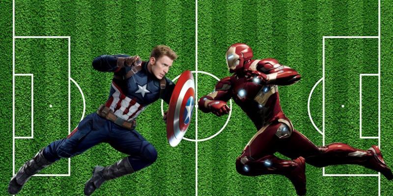 Jak wyglądałby skład Avengers, gdyby tworzyły go gwiazdy Ligi Mistrzów?