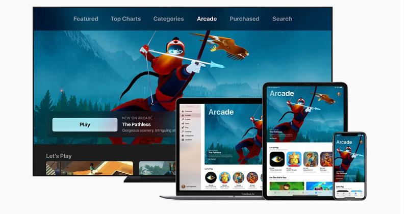 Apple może wydać nawet pół miliarda na serwis Arcade