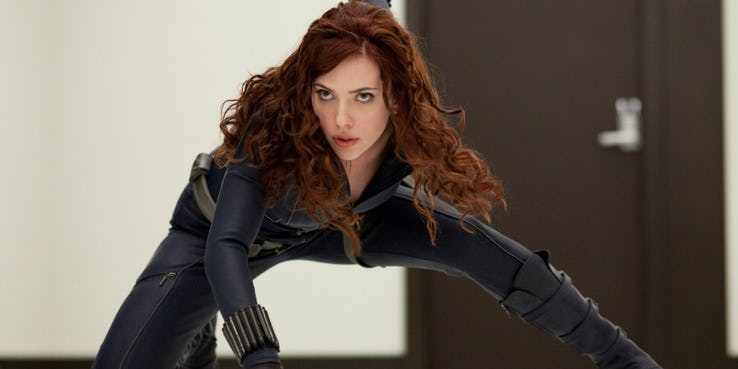 Czarna Wdowa - ruszyły zdjęcia do filmu? Scarlett Johansson jako Natasha Romanoff