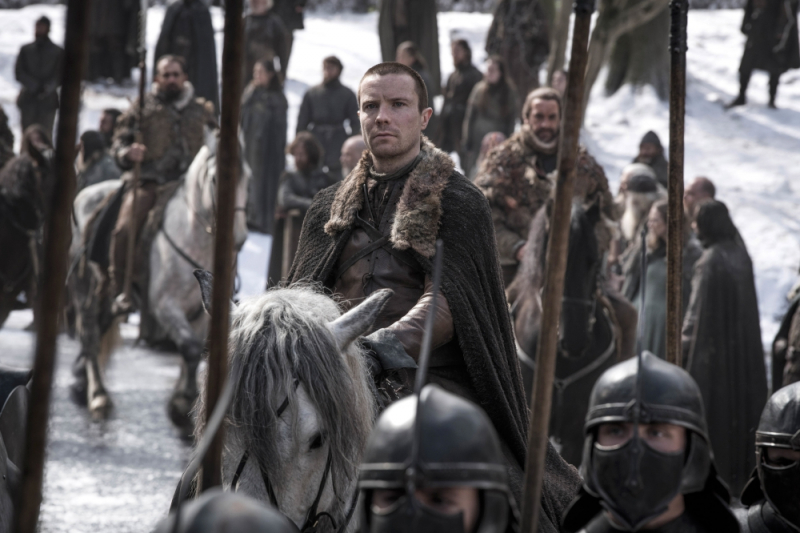 Gra o tron s08e01: co Gendry buduje dla Aryi?