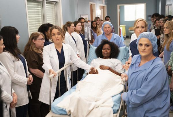 Chirurdzy: sezon 15, odcinek 19 – recenzja